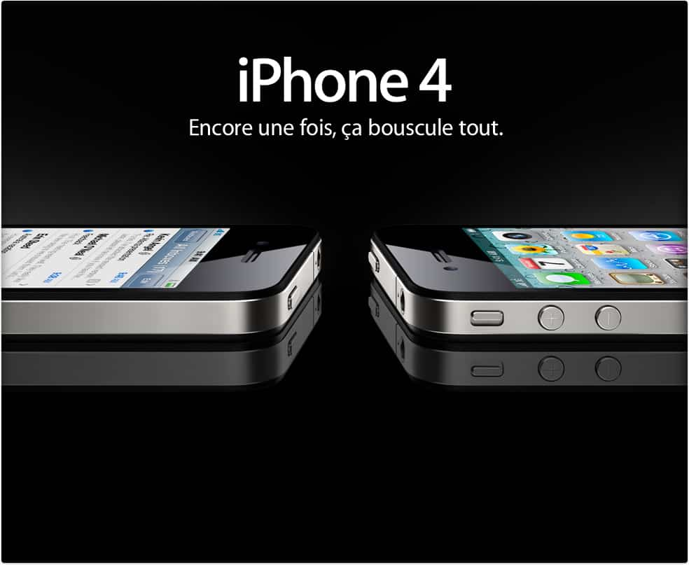 Photo of Différences entre iPhone 3GS et iPhone 4