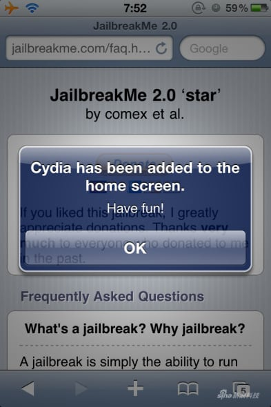 Photo of Jailbreak de l'iPhone 4