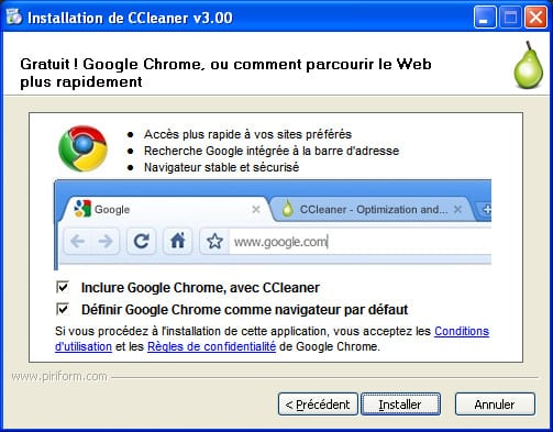 Photo of CCleaner passe la 3ème !