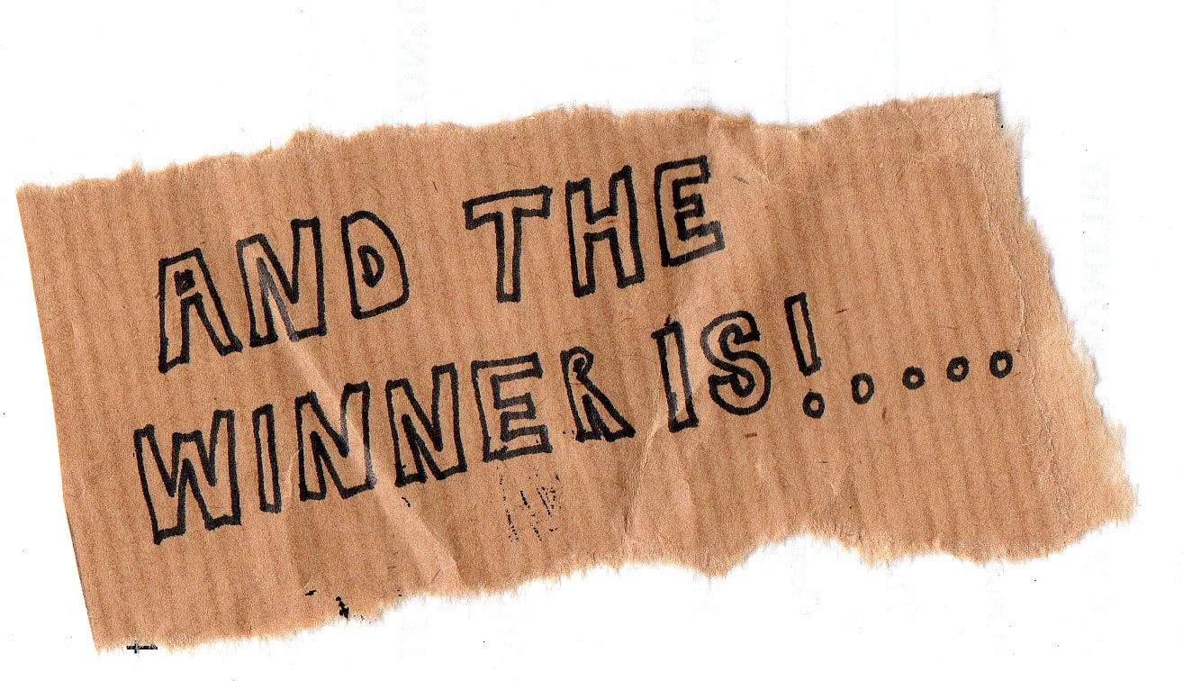 Photo de And the winners are ….