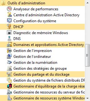 Installer Adminpack sur Windows 7 pour gérer vos serveurs