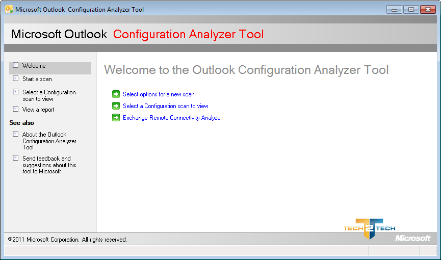 Photo de Analyser les profils Outlook avec Outlook Configuration Analyzer Tool (OCAT )