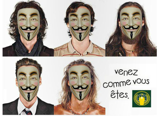 Photo of Le N°1 de VoX, mag non-officiel sur Anonymous est sorti