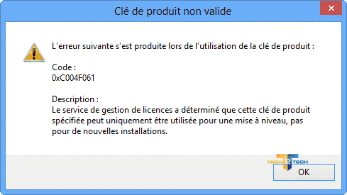 Photo of Installer proprement Windows 8 avec un DVD de mise à niveau – Clean Install