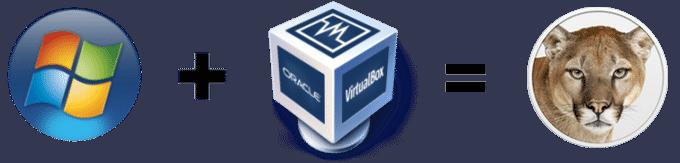 mountain lion on virtualbox