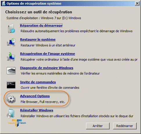 partition_de_restauration