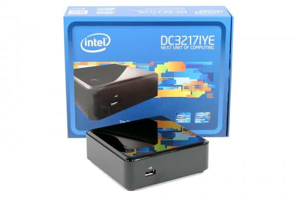 Photo of Intel NUC DC3217IYE : Un PC Ultra Compact !
