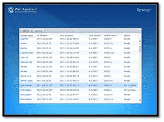 Photo of Synology Web Assistant : initialisez votre NAS depuis un navigateur