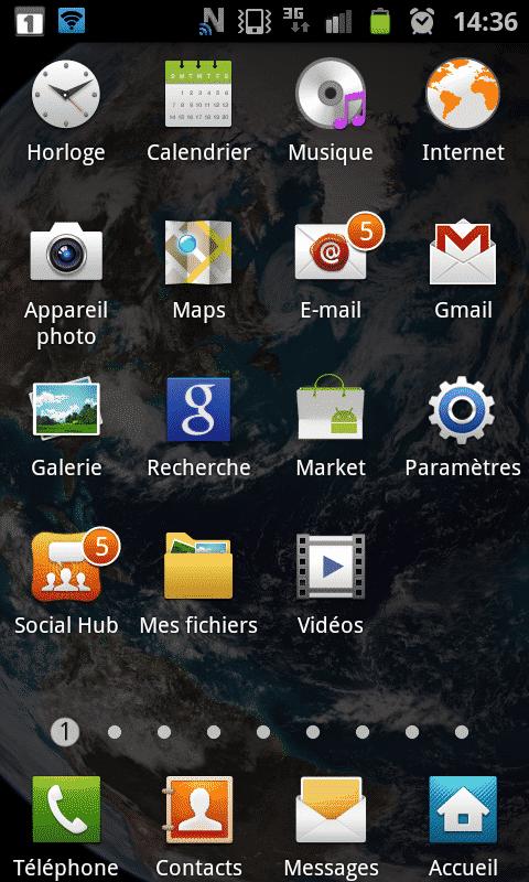Photo of Utiliser Android comme modem 3G (ou clé 3G) grâce au tethering