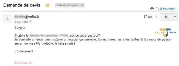 Photo of Comment espionner à l'aide d'un keylogger…