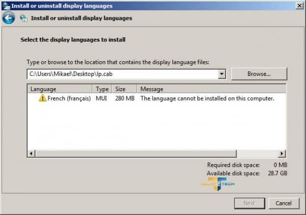Photo of Installer le Packs d'interface utilisateur multilingue de Windows Server 2008 R2