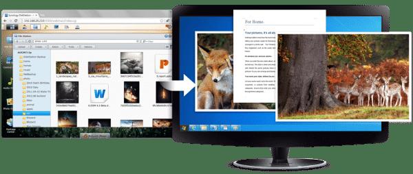 DSM-4-3-partage-fichiers