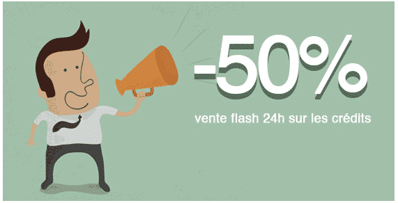Photo of Vente flash sur tuto.com : -50% sur tous les packs