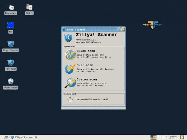 Zillya-Scanner