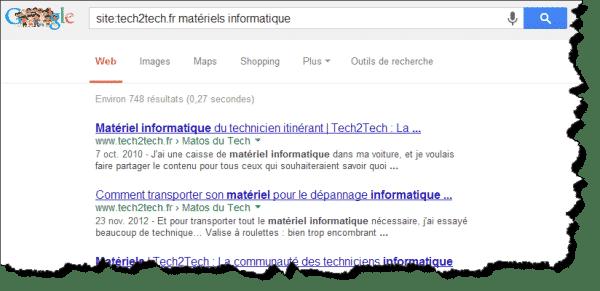 google-materiels-info