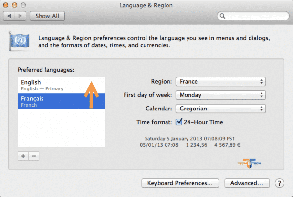OSX-Mavericks-region-language