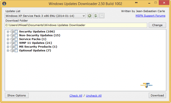 Windows-Update-Downloader