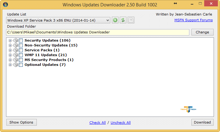 Photo of Windows Update Downloader : Télécharger toutes les MàJ Windows