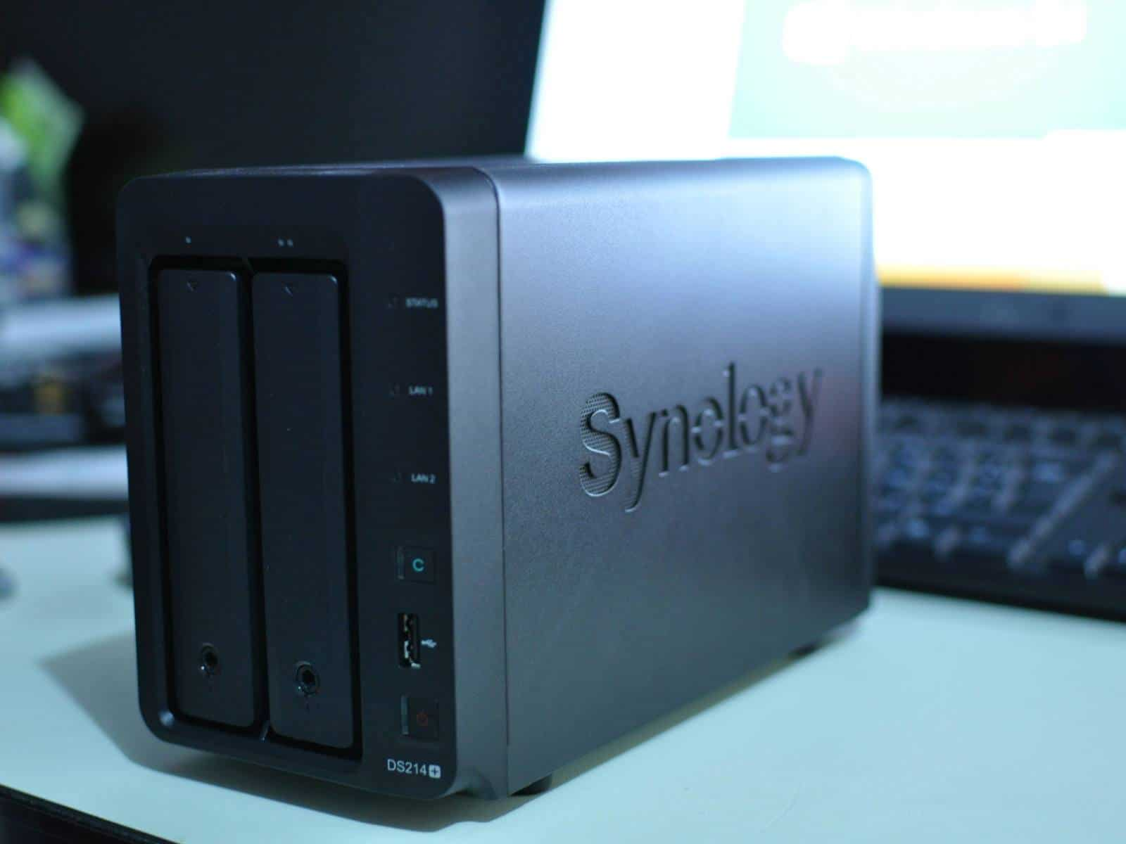 Photo of Déballage du Synology DS214+