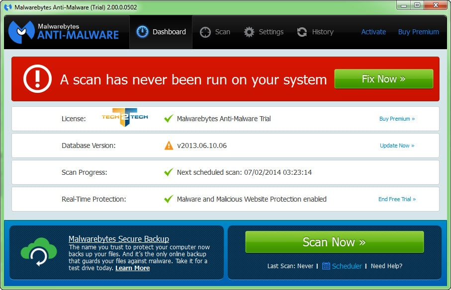 Photo of Malwarebytes Anti-Malware passe la seconde !