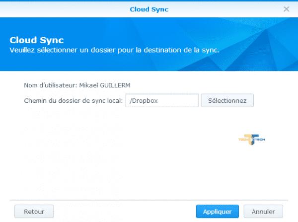 cloud-sync-appliquer