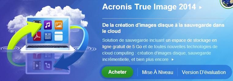 Photo of Effectuer des images disques avec Acronis True Image 2014
