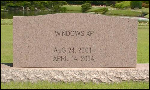Photo of Windows XP : Fin du support le 8 Avril 2014 – Que faire ?