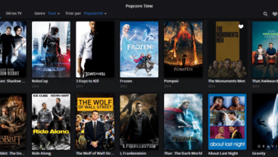 Photo de Streaming de films et séries : Popcorn Time !