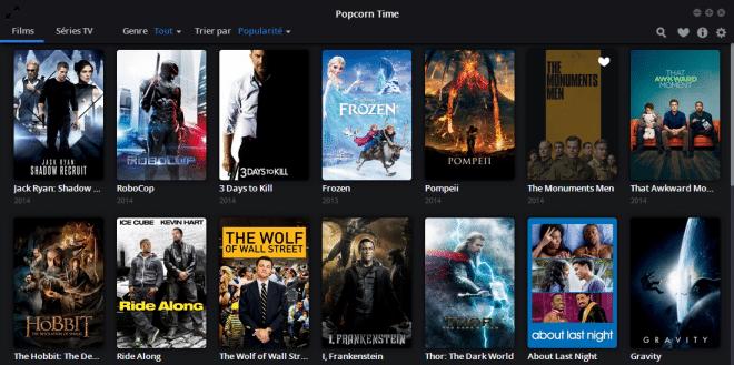 Photo of Streaming de films et séries : Popcorn Time !