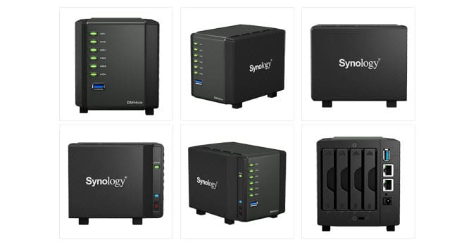 Photo of NAS : Synology commercialise le DS414 slim