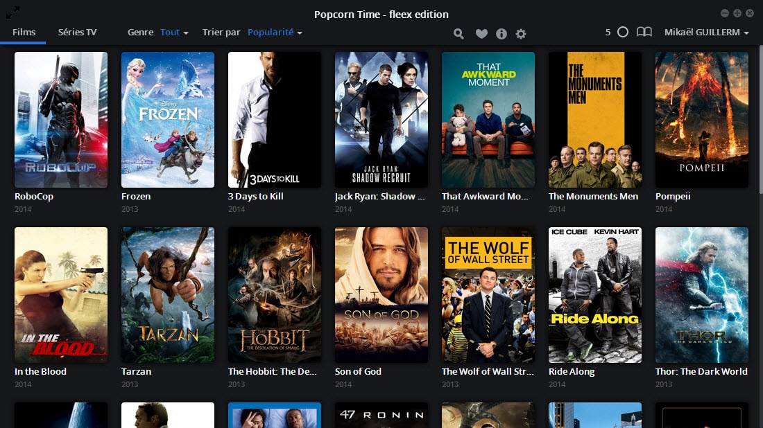 Photo of Apprenez l'anglais en streamant vos torrents favoris avec Popcorn time fleex edition !