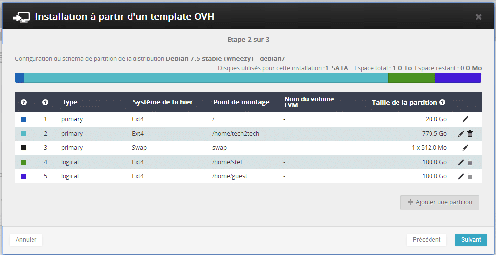 Photo of Installation et configuration d'une SeedBox Multi Utilisateur