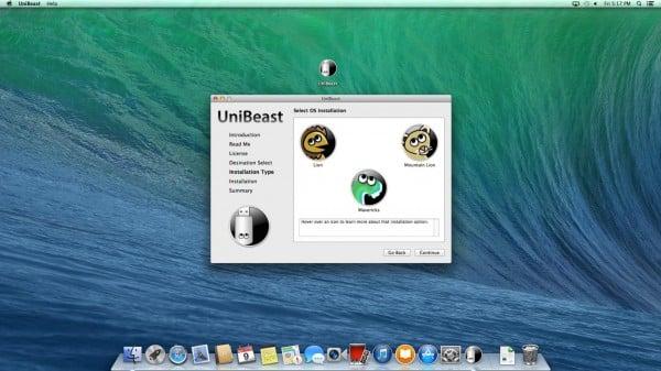 10.9 UniBeast
