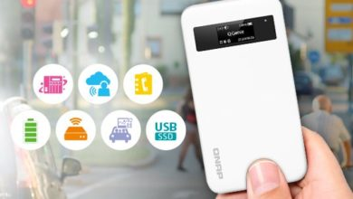 Photo de QNAP lance son NAS mobile 7-en-1: Le QGenie