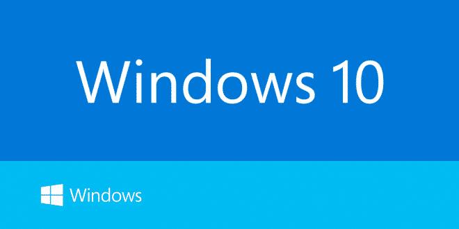 Présentation de Windows… 10 !