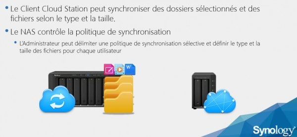 CloudStation-Synchro-Selective