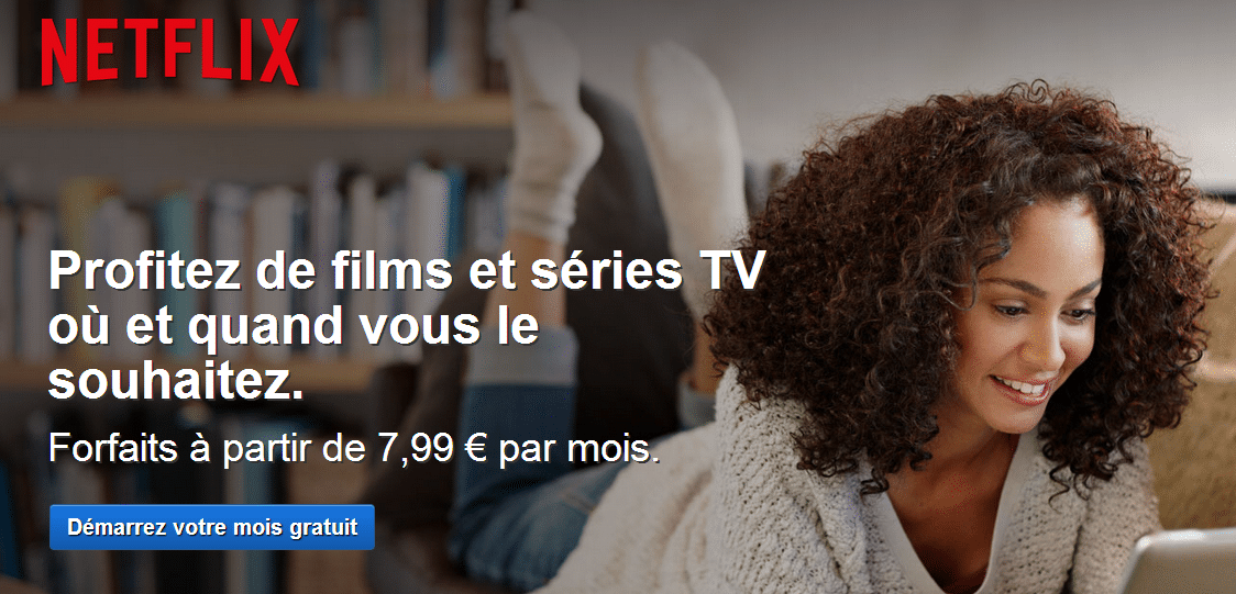 Photo of Netflix est maintenant disponible en France