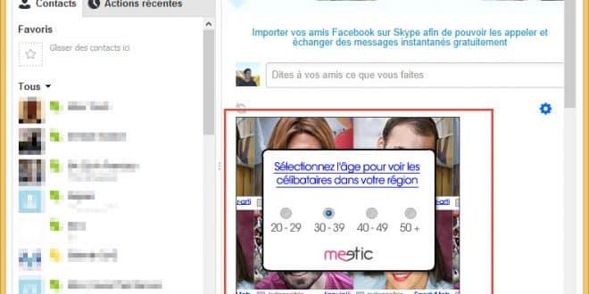 Comment supprimer la publicité de Skype sur Windows