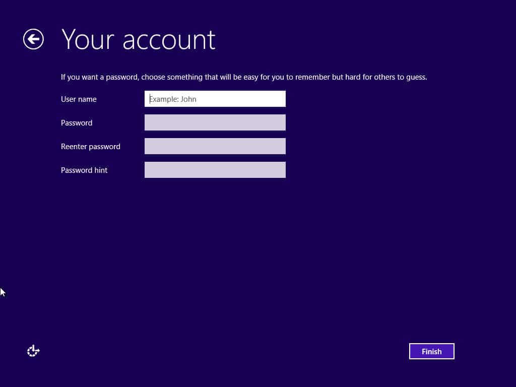 Windows crée un support d'installation 8.1