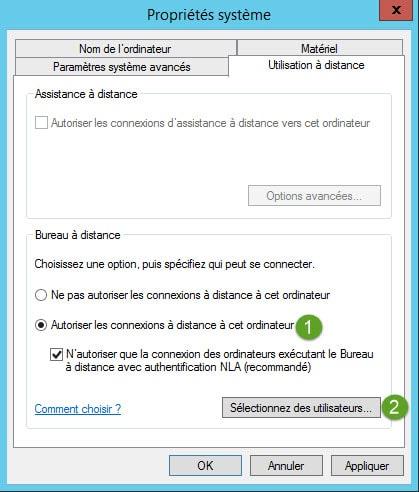 Installation de windows server 2012 - Bureau a distance windows server 2012 ...