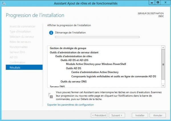 WS2012R2-ADDS-Installation-en-cours