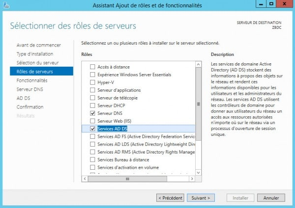 WS2012R2-Role-ADDS-et-DNS