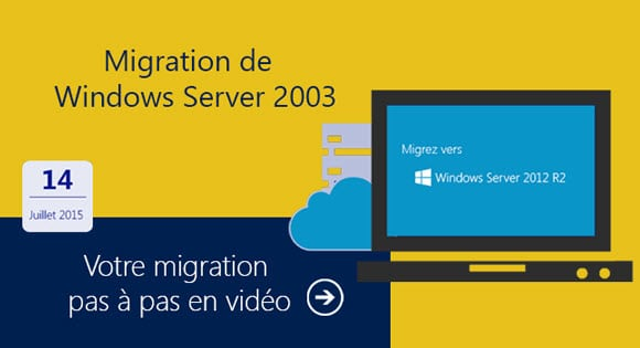 Photo of Migration de Windows Server 2003 vers un datacenter moderne