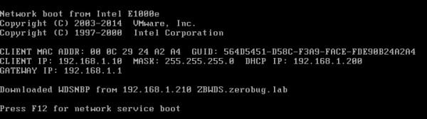 Boot-PXE