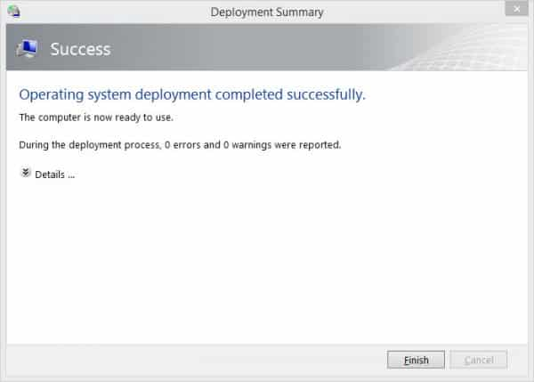 OS-DEPLOY-SUCCESSFULL