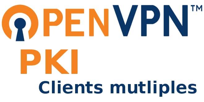 Photo of Open VPN : PKI