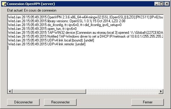 OpenVPNserver