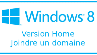 Photo de Windows 8 Home : Joindre un domaine