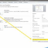 modifier acces aux fichiers liés