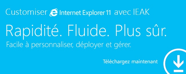 Photo of Personnaliser votre package d'installation d'Internet Explorer avec IEAK